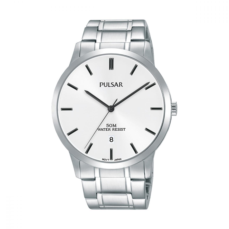 Relógio PULSAR Casual Prateado