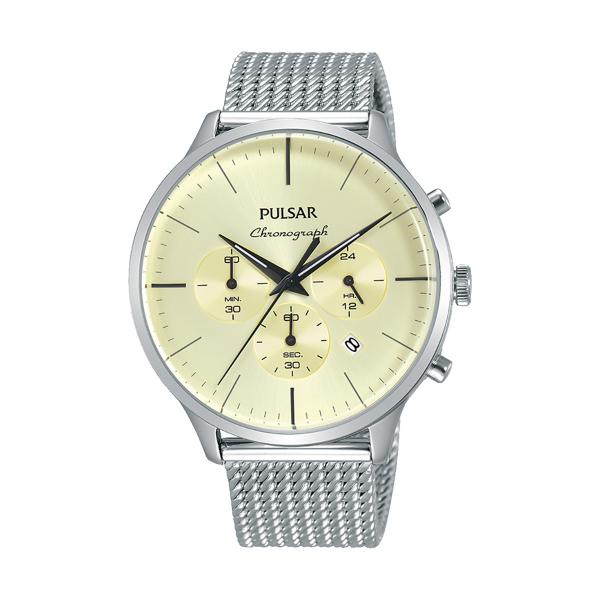 Relógio PULSAR Business Prateado PT3859X1