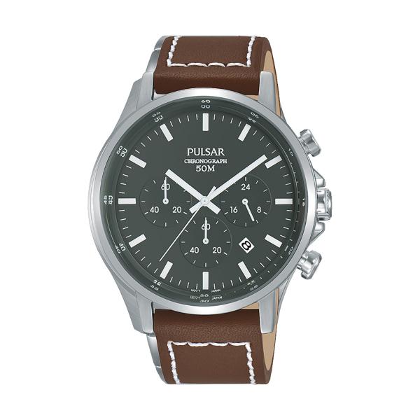 Relógio PULSAR Casual Castanho PT3887X1