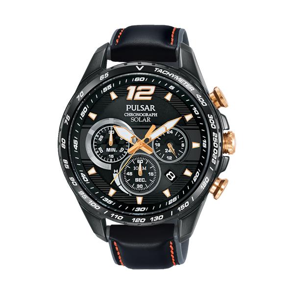 Relógio PULSAR Accelerator Prateado PZ5025X1