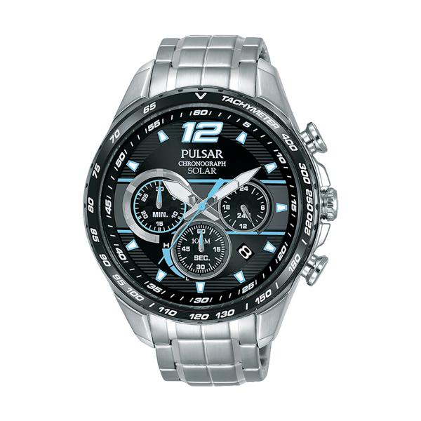 Relógio PULSAR Accelerator Prateado PZ5031X1