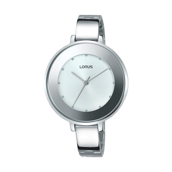 Relógio LORUS Classic Woman Prateado RG221MX9