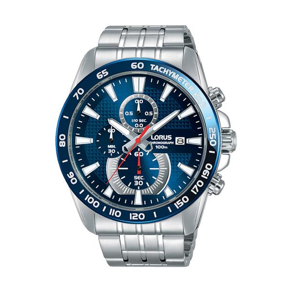 Relógio LORUS Sport Man Prateado RM379DX9