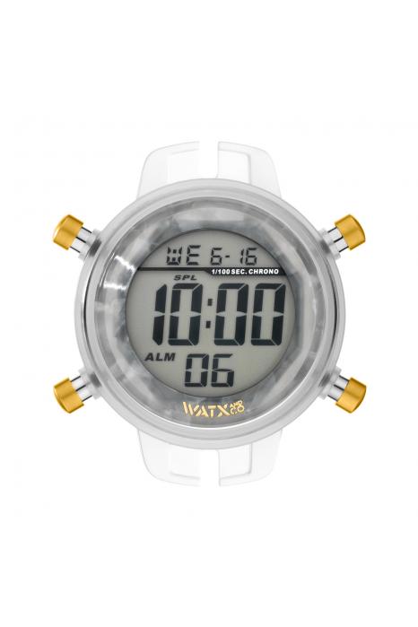 Caixa WATX M Digital Turtle Branco