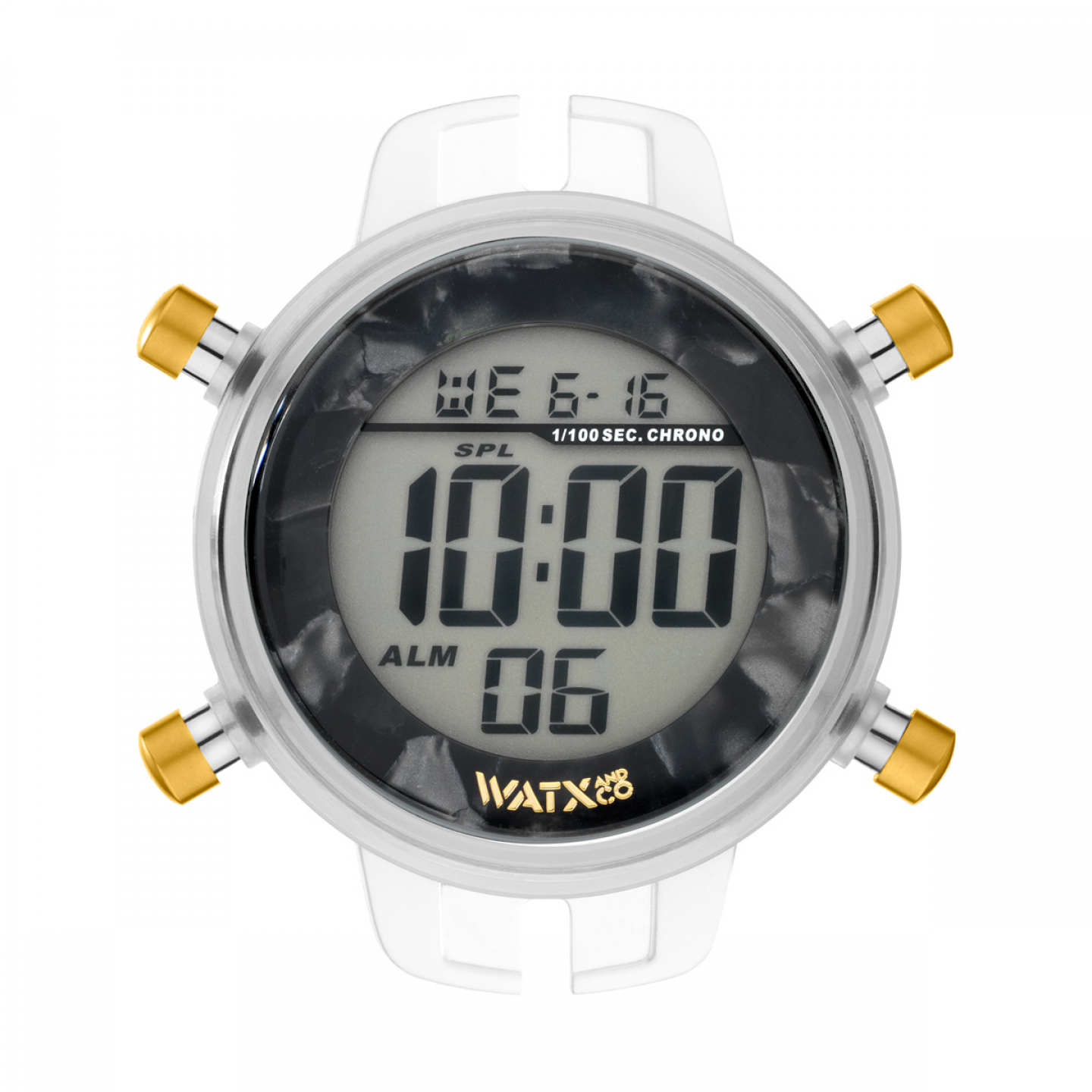 Caixa WATX M Digital Turtle Preto