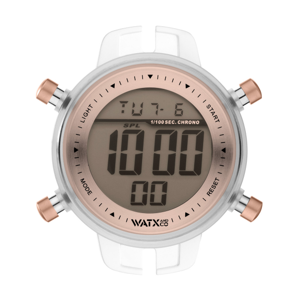 Caixa WATX M Digital Granite Rosa RWA1073