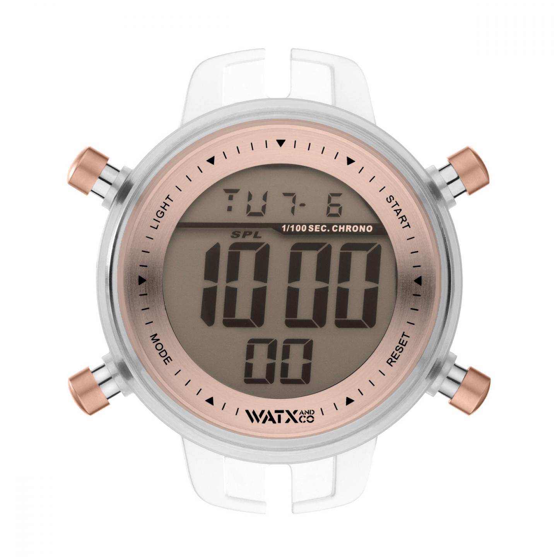 Caixa WATX M Digital Granite Rosa