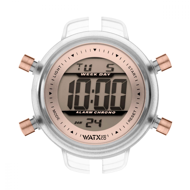 Caixa WATX S Digital Granite Rosa