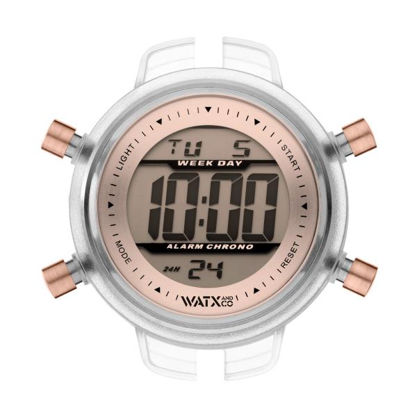 Caixa WATX S Digital Granite Rosa RWA1573