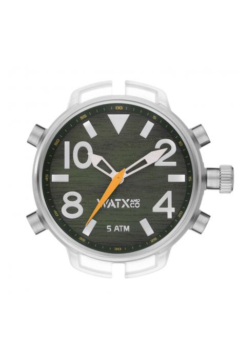 Caixa WATX L Analogic Terrestre Madeira Escura