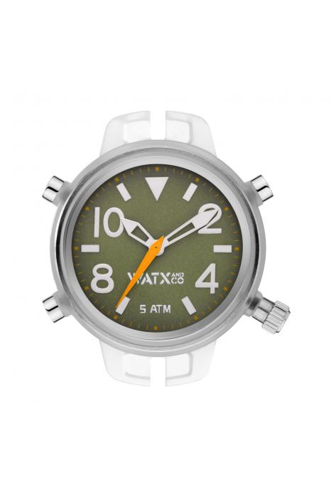 Caixa WATX M Analogic Terrestre Verde