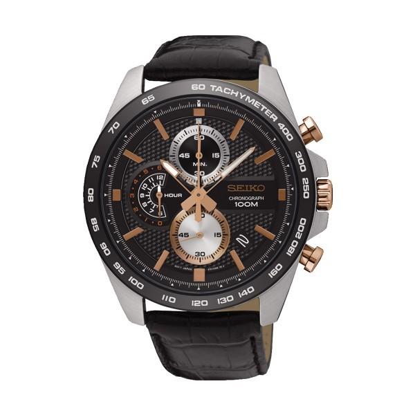 Relógio SEIKO Neo Sports Preto SSB265P1