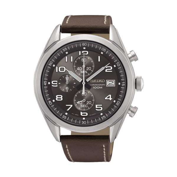 Relógio SEIKO Neo Sports Castanho SSB275P1