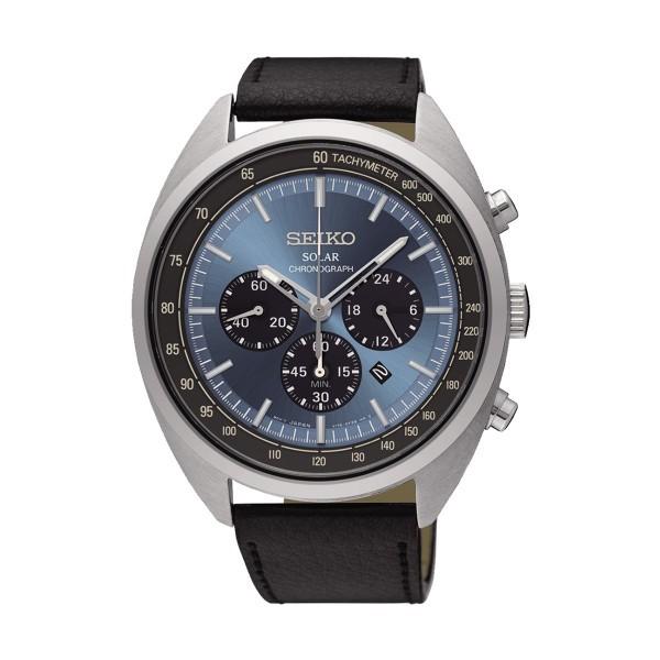 Relógio SEIKO Solar Preto SSC625P1