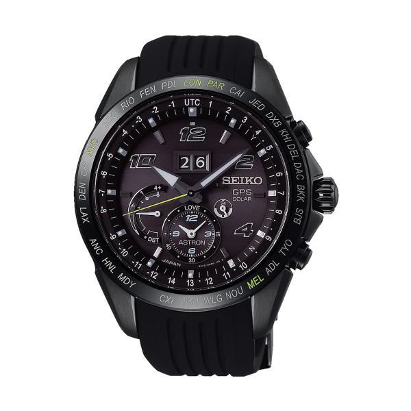 Relógio SEIKO Astron Preto SSE143J1
