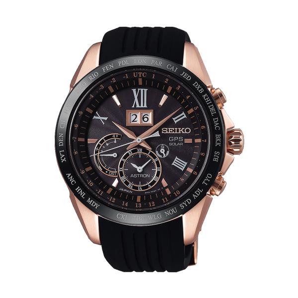 Relógio SEIKO Astron Preto SSE153J1
