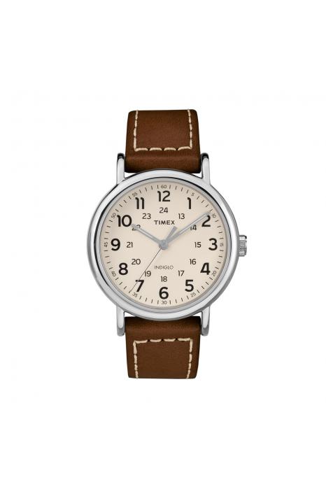 Relógio TIMEX Weekender Castanho