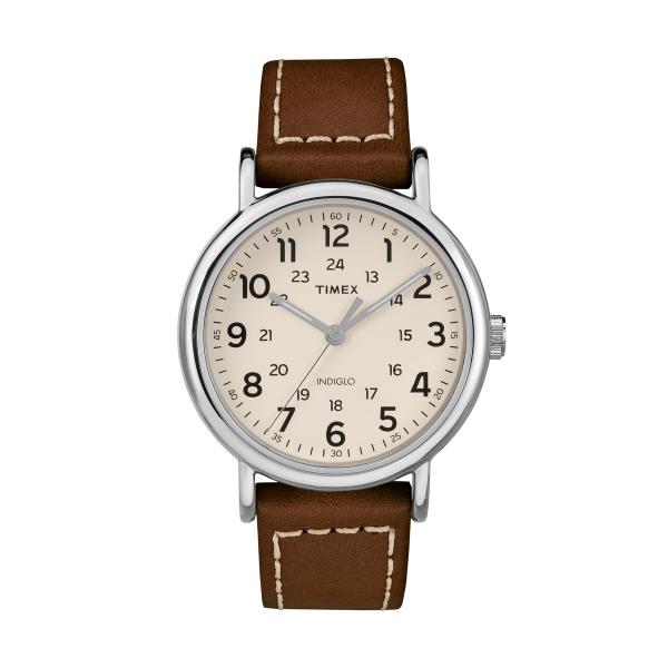 Relógio TIMEX Weekender Castanho TW2R42400