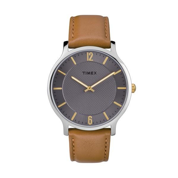 Relógio TIMEX Skyline Castanho TW2R49700