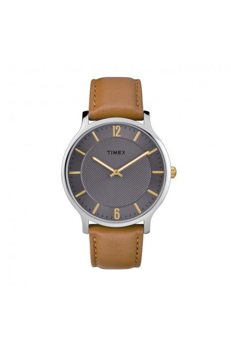Relógio TIMEX Skyline Castanho
