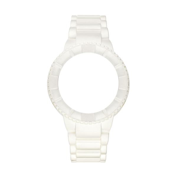 Bracelete WATX M Original Turtle Branco COWA1013