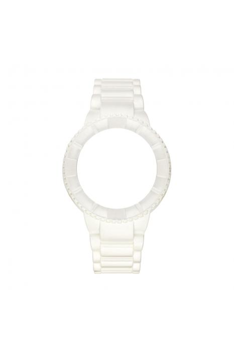 Bracelete WATX M Original Turtle Branco