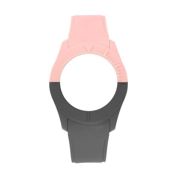 Bracelete WATX S Smart Duo Rosa e Cinza COWA3515