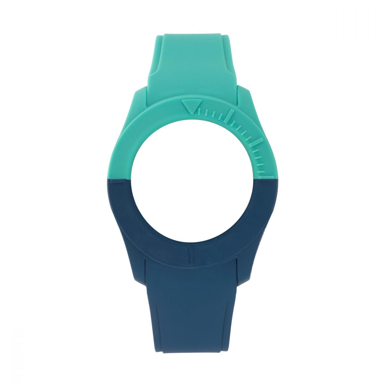 Bracelete WATX S Smart Duo Verde e Azul