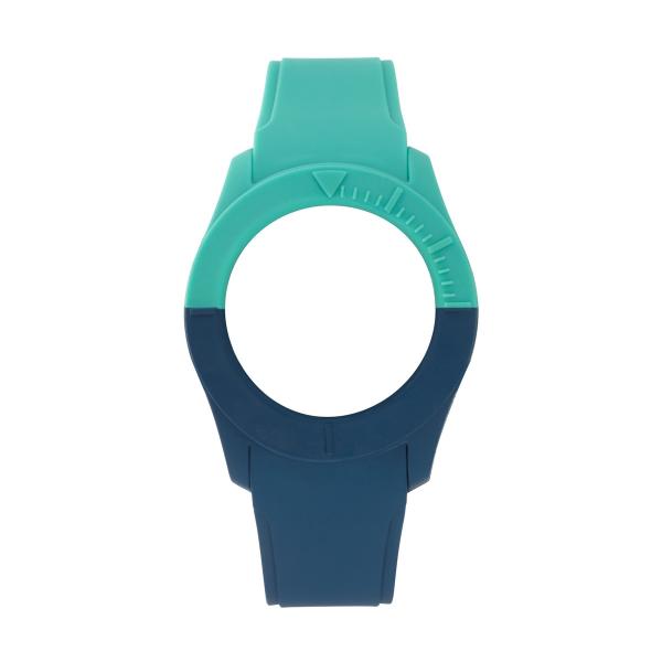 Bracelete WATX S Smart Duo Verde e Azul COWA3517