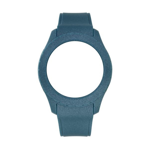 Bracelete WATX L Smart Sparkling Glitter Azul COWA3721