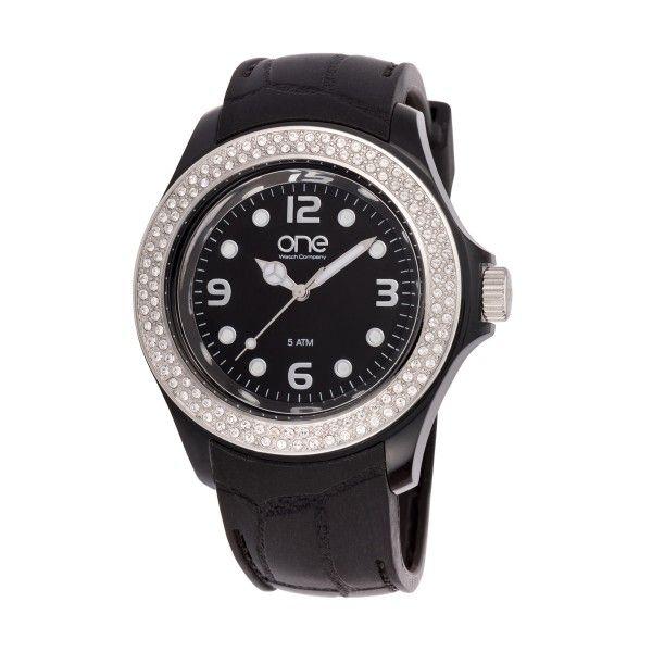 Relógio ONE COLORS Eclat Preto OA2076PS72T