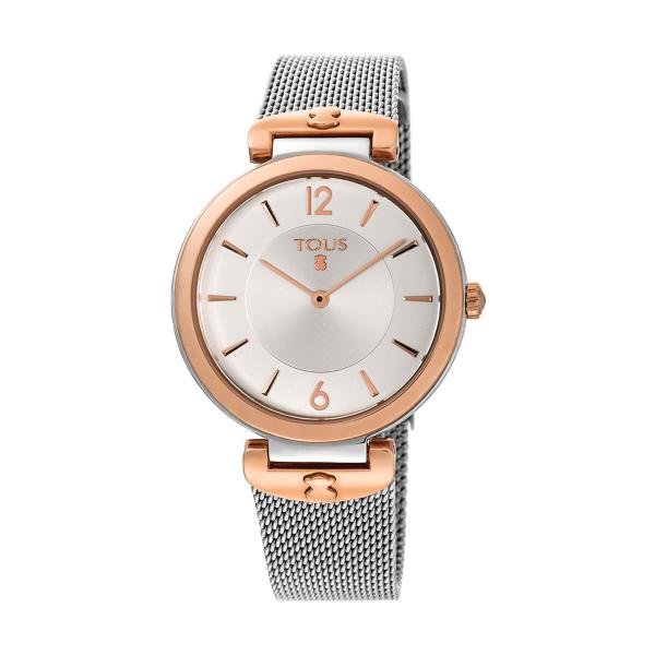 Relógio TOUS S-Mesh Prateado 700350285