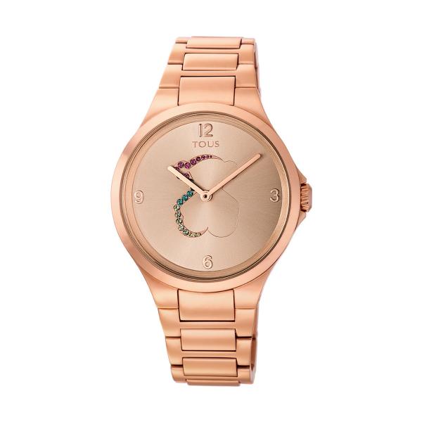 Relógio TOUS Motion Ouro Rosa 700350210