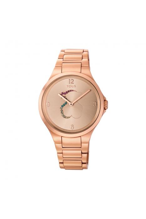 Relógio TOUS Motion Ouro Rosa
