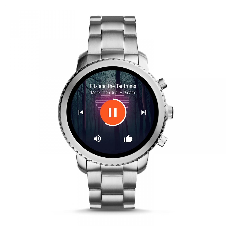 Relógio Inteligente FOSSIL Q Explorist (Smartwatch)