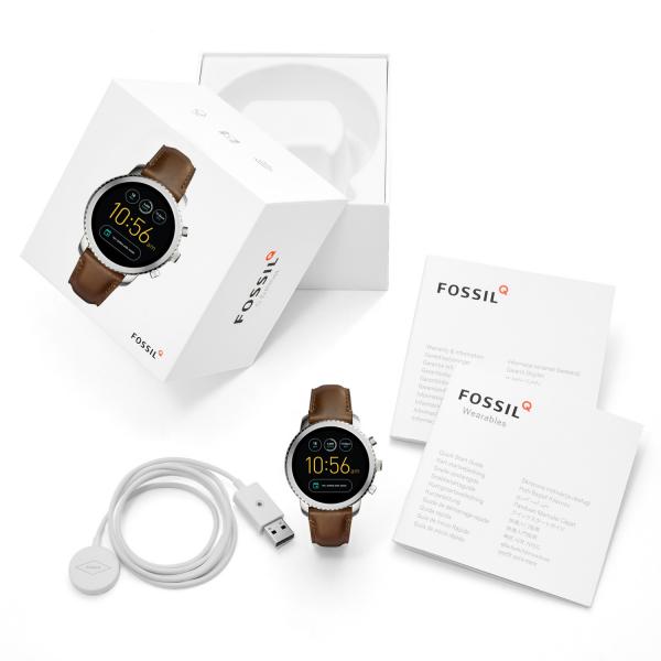Relógio Inteligente FOSSIL Q Explorist (Smartwatch) FTW4003