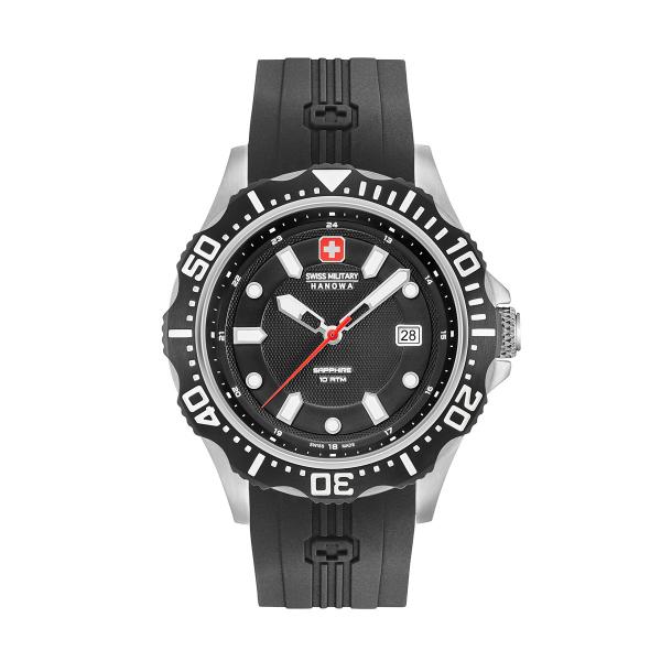 Relógio SWISS MILITARY Patrol Preto SM06430604007