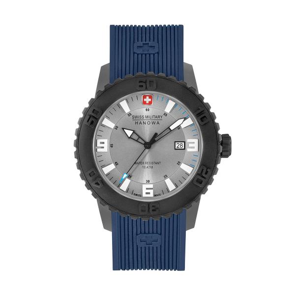 Relógio SWISS MILITARY Twilight II Azul SM06430229009