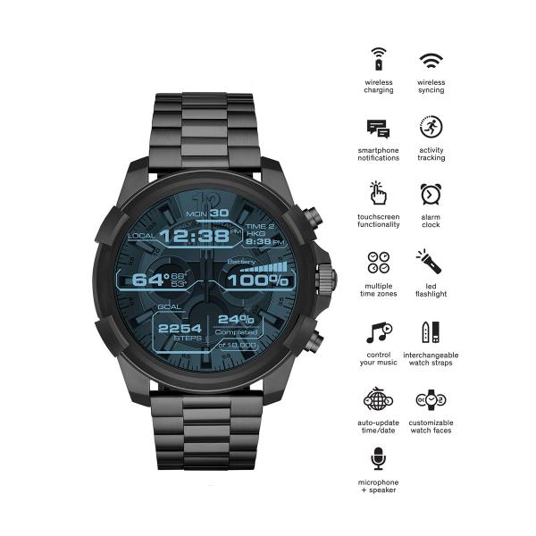 Relógio Inteligente DIESEL On (Smartwatch) DZT2004