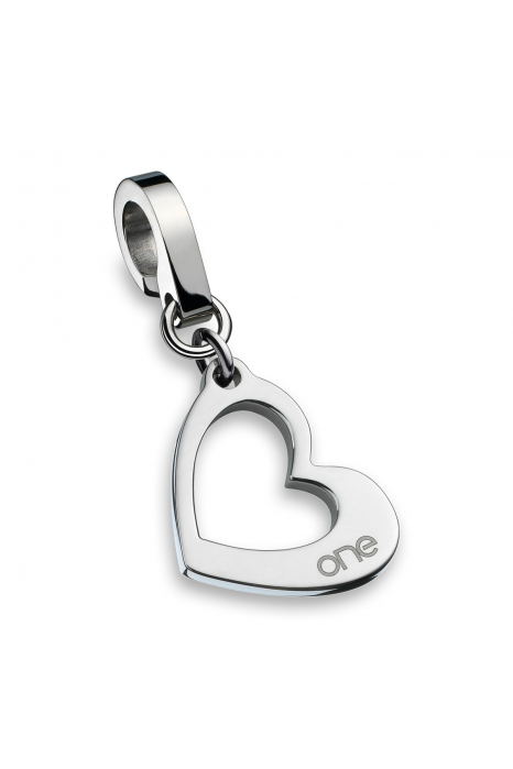 Charm ONE JEWELS Energy Hearts