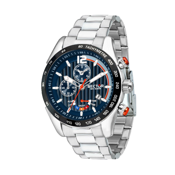 c4f1ab9d3e3 Relógio SECTOR Yachting Prateado R3273794010 ...