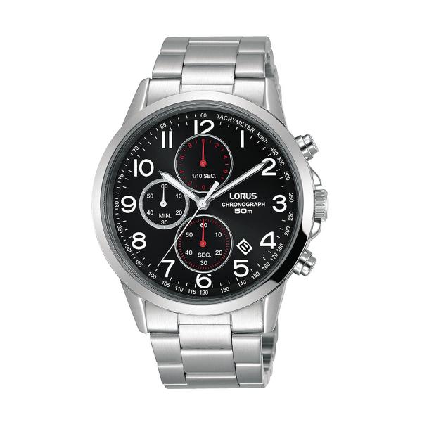 Relógio LORUS Sport Man Prateado RM369EX9