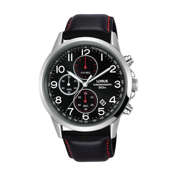 Relógio LORUS Sport Man Preto RM369EX8