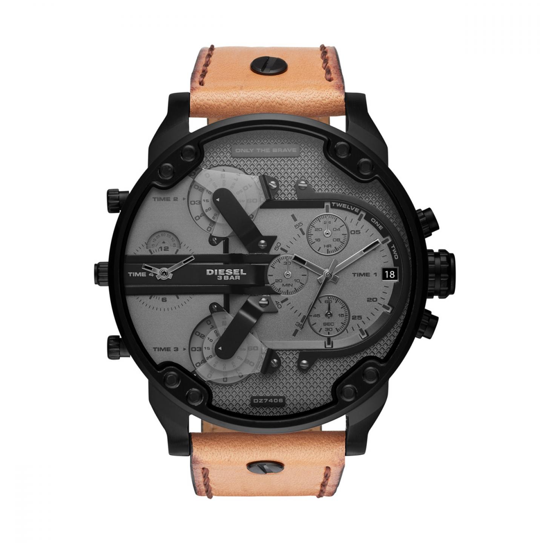 Relógio DIESEL Mr. Daddy 2.0 Castanho