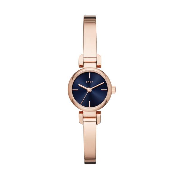 Relógio DKNY Ellington Ouro Rosa NY2666