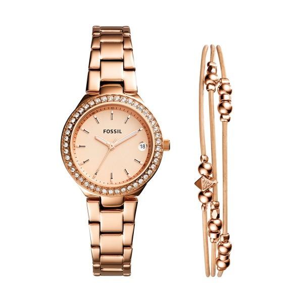 Relógio FOSSIL Blane Ouro Rosa ES4337SET