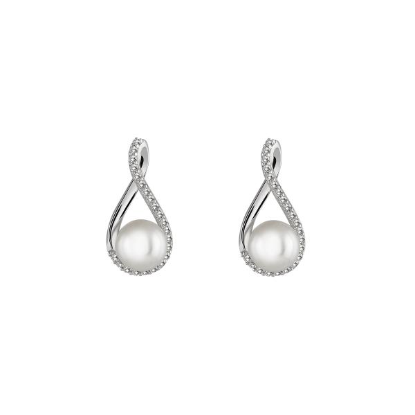 Brincos BOW HAPPY Pearls BH.BR.1203.0032