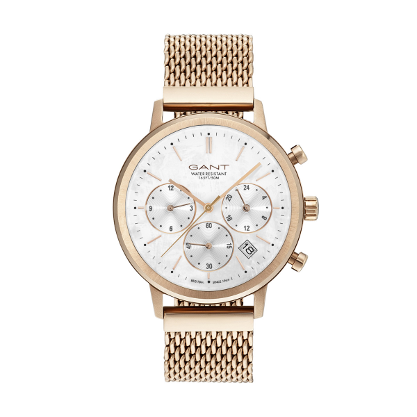 Relógio GANT Tilden Ouro Rosa GT032011