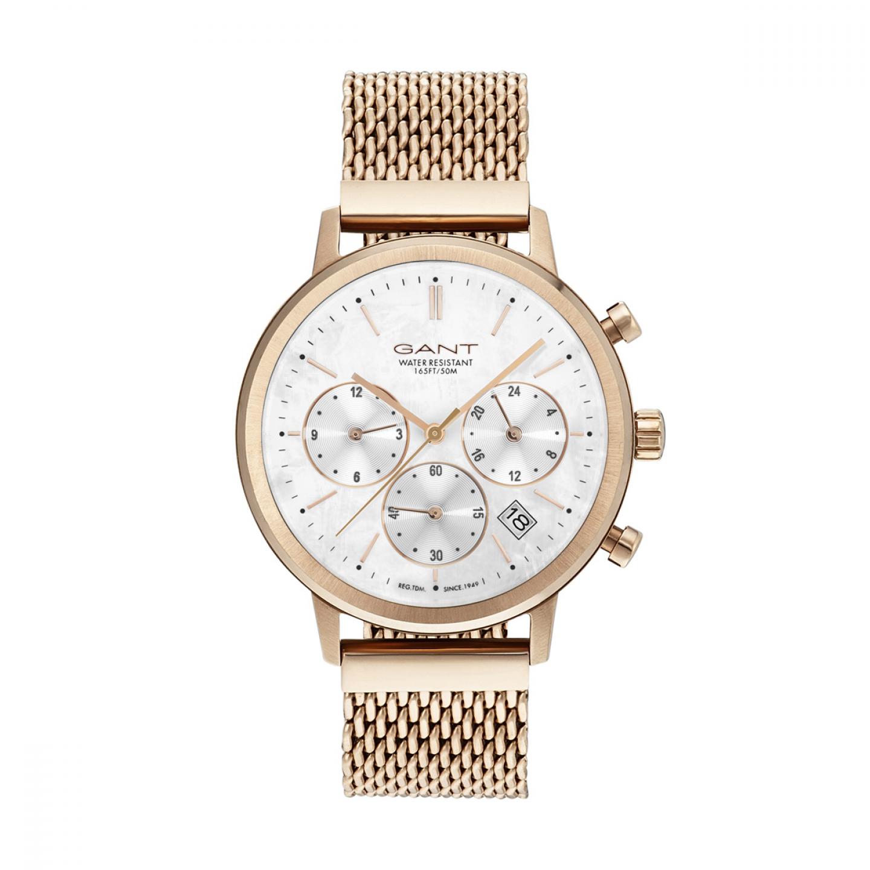 Relógio GANT Tilden Ouro Rosa