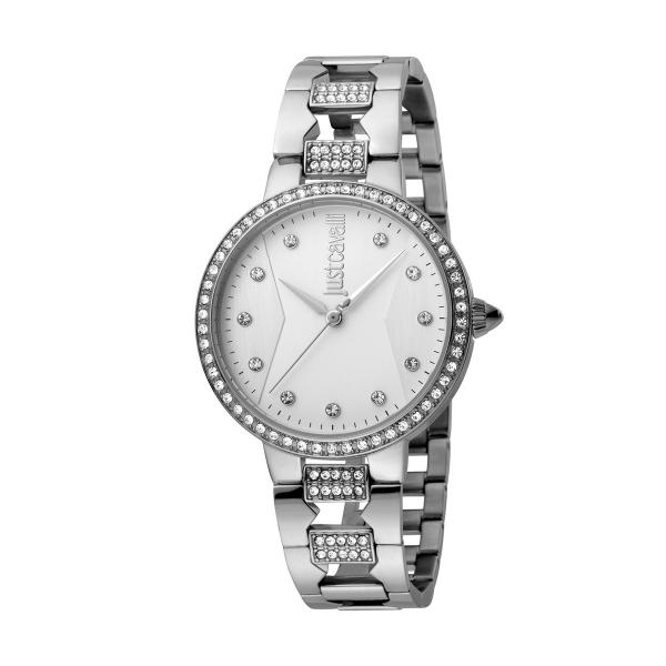 Relógio JUST CAVALLI Rock Prateado JC1L031M0065